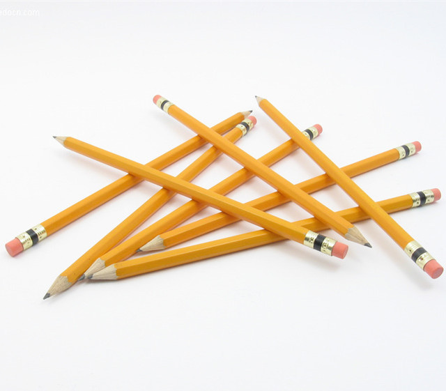 yellow pencil